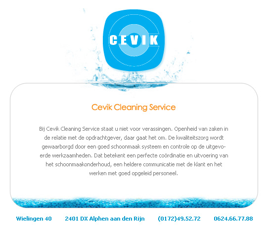 Cevik Cleaning Service